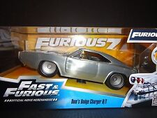 Jada Dodge Charger NUDO metallo Fast And Furious 97336 1/24