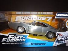Jada Dodge Charger dénudé métal FAST AND FURIOUS 97336 1/24