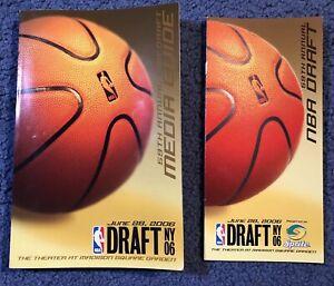 NBA Basketball Draft Media Guide 2006