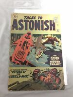 Tales To Astonish 30 Kirby And Ditko Art