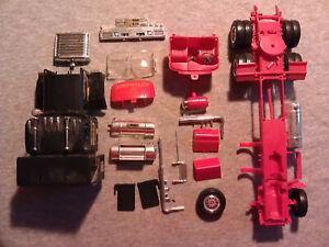 1/25 Scale? Chevy Bison Semi Tractor Parts Junkyard.