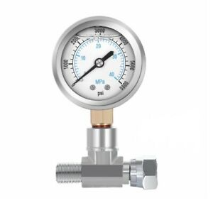 440 Pressure Gauge Assembly for Airless Sprayers same as Titan 730-397