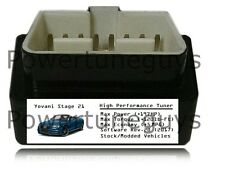 Stage 21 Tuner Chip Power Performance +197HP 5MPG Best ECU Tune for Ford
