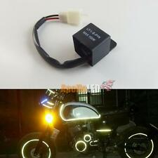 Universal Electronic 2-Pin LED Flasher Relay Motorcycle Signal Hyper Flash Fix