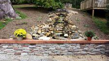 14 CONCRETE STONE MOLDS #ODL3, TO MAKE LEDGESTONE VENEER ROCKS FOR PENNIES EACH