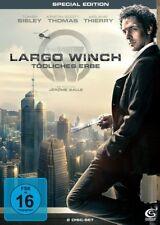 DVD - Largo Winch - Tödliches Erbe - Special Edition  / #1096