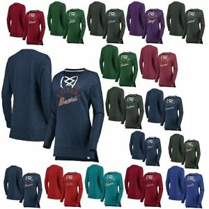 Officially Licensed NFL Women's Hyper Lace-Up Tunic by Fanatics 618047-J
