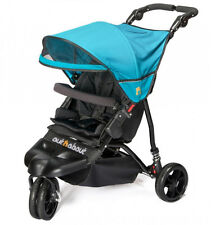 NEW OUT N ABOUT LITTLE NIPPER  Marine Blue Pushchair Single Stroller buggy and