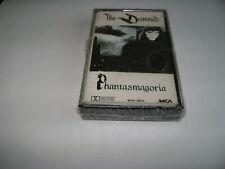 The Damned - Phantasmagoria Cassette Tape sealed