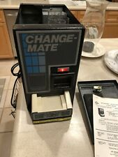 Change-Mate Coin Machine Complete Upper Lid Payout Assembly 4 Key Cm-50