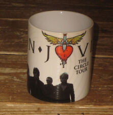 Jon Bon Jovi The Circle Tour Advertising MUG