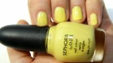 NEW! Sephora by OPI nail vernis polish IM BEAUTY ~ Buttery Yellow