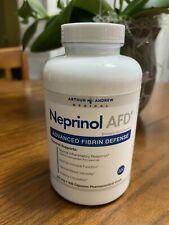 Neprinol AFD Arthur Andrew Medical Advanced Fibrin Defense 500mg - 300 Capsules