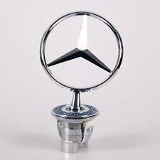 NEW MERCEDES BENZ STANDING STAR Hood Mount Emblem Ornament Badge 2108800186