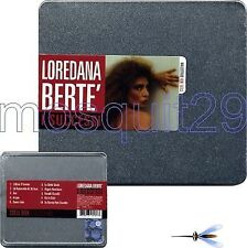 "LOREDANA BERTE ""I SUCCESSI"" CD STEEL BOX ENRICO RUGGERI"