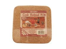 Nicoline Square Cork Hotpad Placemat Plate Mat 20cm