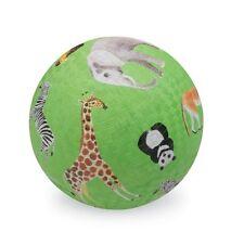 NEW Crocodile Creek Wild Animals 5 Playground Ball FREE SHIPPING