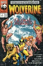Wolverine - Global Jeopardy (1993) One-Shot