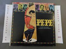 PEPE ORIGINAL SOUNDTRACK LP SHIRLEY JONES JUDY GARLAND SAMMY DAVIS JR