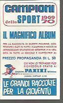 FIGURINA CARD  PANINI CAMPIONI DELLO SPORT 1969/70 # 95 - PAOLA PIGNI - NUOVA