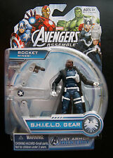 Nick Fury action figure Avengers Assemble Jet Armor Nick Fury (New and VHTF!)