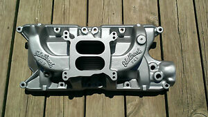 Edelbrock Hipo F4b Intake Mustang Gt Cobra Shelby 289 302 347 Sunbeam Lat1 Tiger