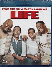 Blu Ray **LIFE** con Eddie Murphy Martin Lawrence nuovo 2000