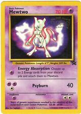 Pokemon Mewtwo Movie Promo Card Mint Condition
