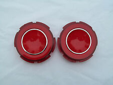 1960 Cadillac Tail Light Lenses Pair New ~ Comes Complete with Gaskets ~