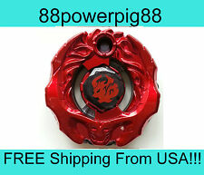 Takara Tomy Zero-G Beyblade Saramander Ifraid DF145BS Limited Red Ver. US Seller