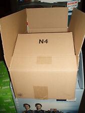 Faltschachtel Faltkartons Verpackungsmaterial 10 Stück gebraucht Nr. 4