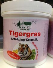 12x 250ml Tigergras Anti-âge Crème produit de beauté huile tigre herbe collagène
