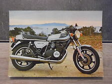Carte Postale moto - 750 YAMAHA XS 750 cm3