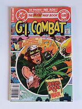 G.I. Combat #213 NM- (DC,1979) 68 pgs! The BIG War Book Joe Kubert!
