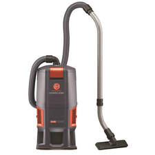 HOOVER COMMERCIAL Backpack Vacuum,Air Flow 94 cfm,1-5/8 HP, CH93406, M-PWR40V