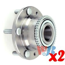 Pack of 2 Rear Wheel Hub Bearing Assembly replace 512269 513114 BR930114