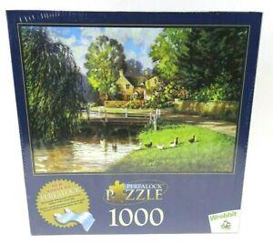 Perfalock Puzzle Morning Walk Jigsaw Puzzle 1000 Pieces WrebbitFactory Sealed