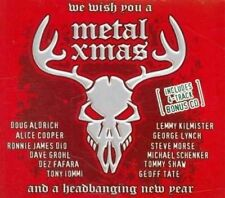 We Wish You a Metal Xmas and a Headba 0826992503424 by Various Artists CD