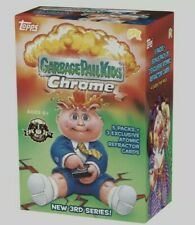 2020 Topps Garbage Pail Kids Chrome Series 3 Factory Sealed Blaster Box PRESELL