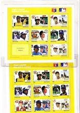Major League Baseball Stamps Grenada Series 1 Roberto Clemente Babe Ruth