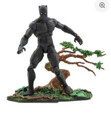DISNEY MARVEL SELECT THE BLACK PANTHER ACTION FIGURE SPECIAL EXCLUSIVE Diamond