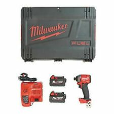 Milwaukee M18FID2-502X 18V Brushless Cordless Impact Driver with Batteries