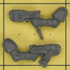 Warhammer 40K Ángeles de sangre marines espaciales compañía de la muerte pistolas de plasma