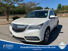 2016 Acura MDX 3.5L White Diamond Pearl Acura MDX with 73864 Miles available now!