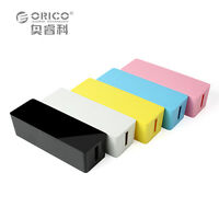 ORICO Cable Management Power Strip Outlet Surge Cord Organizer Cable Storage Box
