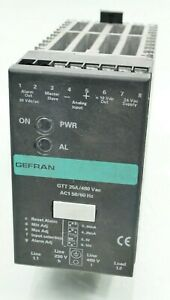 GEFRAN GTT 25/480 Solid State Relais