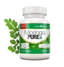 Moringa PUR 500mg Organique santé capsules 60 gélules Evolution SLIMMING