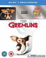 Gremlins [Blu-ray] [1984] [DVD][Region 2]