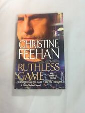 A GhostWalker Novel: Ruthless Game 9 by Christine Feehan (2010, Paperback)