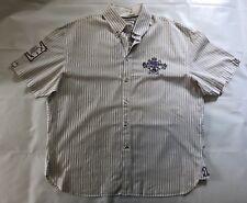 Herrenhemd der Marke VAN SANTEN, Kurzarmhemd, Größe XXXL